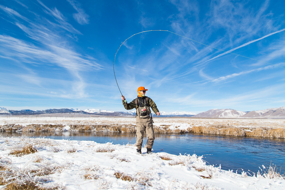 How to Fish in Winter